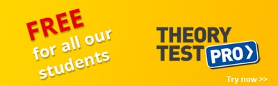 Theory Test Pro in partnership with KJ's School of Motoring